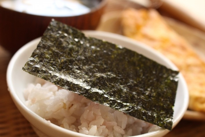 腹痛 海苔 食べ 過ぎ